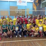 Сосьвинские волейболистки вернулись из Асбеста с победой