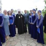 10 лет исполнилось ансамблю духовной музыки
