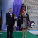 Поздравление от Елены Бердниковой, главы Серова.