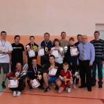Дело Мастера продолжается... В Сосьве состоялся турнир по теннису, посвященный памяти Андрея Рудышина