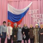 В Гарях отметили День ветеранов уголовно-исполнительной системы