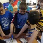В Сосьве соревновались юные робототехники
