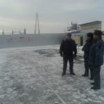 Сергей Худорожков с рабочим визитом побывал в сосьвинских ИК-15 и ЛИУ-23