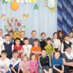"""Участники """"Недели добра"""" из второй школы поселка Восточный. Все фото предоставлены Еленой Чаренцовой."""