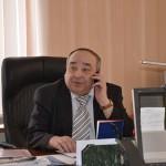 Геннадий Макаров., глава администрации Сосьвы, едва не лишился портфеля. Фото: Евгений Жирных, Znak.com