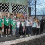 В Сосьве школьники сыграли в библиоквест. Все фото предоставлены Надеждой Четковой.