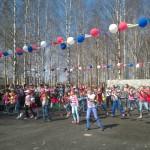 """Афиша празднования 1 мая в Сосьве включает в себя митинг, концерт и соревнования по карате. Фото: архив сайта """"ПроСосьву.ru""""."""