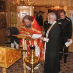 Священник в зоне: сосьвинские колонии посетил помощник начальника ГУФСИН по работе с верующими