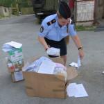 Серовские полицейские уничтожили изъятые наркотические средства и приспособления для их изготовления. Все фото: полиция Серова.
