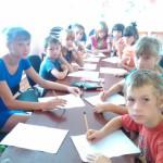 В сосьвинской библиотеке прошел час знакомства «В первый класс в первый раз». Все фото предоставлены Надеждой Четковой.