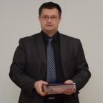 Председатель Серовской ТИК, бывший заместитель управляющего Северным округом, Константин Воронин. Фото: архив газеты «Вечерний Карпинск».