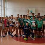 В Сосьве прошел волейбольный турнир. Все фото предоставлены педагогом-организатором Турбазы В. Кураленко.