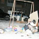 """В 2011 году тело новорожденного в Серове было обнаружено в мусоре. Фото: архив газеты """"Глобус""""."""