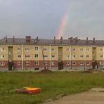 Внешне новый дом выглядит хорошо Фото: Марина Шибанова