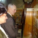"""В Сосьве участники """"Школы пожилого возраста"""" посетили с экскурсией краеведческий музей в школе № 4. Все фото предоставлены Ларисой Греф."""