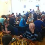 Юные шахматисты-школьники из Восточного побывали на мемориале памяти Ивана Граматика. Турнир прошел в Карпинске