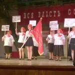 В Сосьве отметили 20-летие районного культурно-спортивного комплекса.