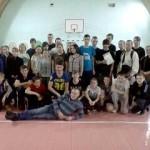 Юные сосьвинцы сыграли в военно-спортивную игру