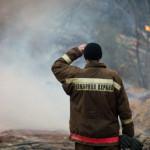 """С огнем удалось справиться быстро, с ремонтом -- нет. Фото: архив газеты """"Глобус"""""""