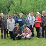 Сосьвинские пенсионеры сходили в поход. Все фото предоставлены Ларисой Греф.