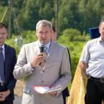 Глава Сосьвинского городского округа Алексей Сафонов.