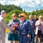 Новый железобетонный мост через Туру обеспечит транспортную доступность жителям сразу двух населенных пунктов — поселка Восточного в Сосьвинском районе и деревни Лобаново в Верхотурском районе.