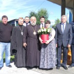 Епископ Нижнетагильский и Серовский Иннокентий посетил Сосьву