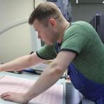 Сотрудники типографии пообещали выполнить заказ качественно и в срок