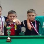 Сосьвинские боксеры успешно выступили в Красноуральске
