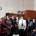 Сотрудники 18-18 поздравили женщин с наступающим праздником. Фото: пресс-служба ГУФСИН России по Свердловской области.