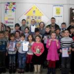 Участники шахматного турнира среди школьников. Все фото предоставлены Ириной Замараевой.