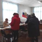 На президентских выборах в Сосьвинском городском округе открылось 18 избирательных участков.