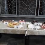 В сосьвинском районном культурно-спортивном центре сегодня проходит выставка кулинаров-любителей.