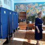 По состоянию на полдень в Сосьве проголосовало более 36 процентов избирателей.