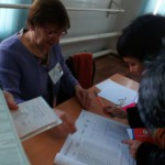 18 марта жители Сосьвы, Воосточного, Кошая, романово и других населенных пунктов Сосьвинского городского округа выбирают президента.
