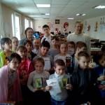 Воспитанники шахматного кружка ДДТ Восточного завоевали призовые места в шахматных соревнованиях, которые проходили в Алапаевске.  Фото предоставлено Ириной Замараевой.