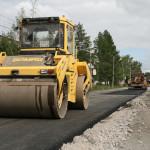 """Дорогу планируют отремонтировать к концу июня 2018 года. Фото: архив газеты """"Глобус""""."""