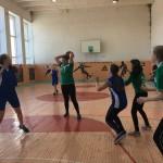 В Сосьве школьники сыграли в баскетбол. Все фото предоставлены Турбазой.
