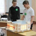 Работы участников были разделены на 2 секции: окружающая среда и социальная среда.  Фото: Турбаза Сосьвы.