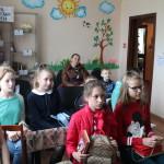 Дети сотрудников сосьвинской колонии сыграли в мультяшную викторину. Фото: пресс-служба ГУФСИН России по Свердловской области.